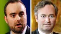 Deux nouveaux ministres de droite