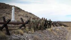 Arizona ya tiene su frontera militarizada y Nuevo México