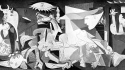 Gino Strada ricorda la strage di Guernica citando Picasso. E il suo post fa 10 mila