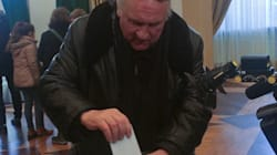 Gérard Depardieu a voté pour la présidentielle