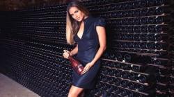 Un champagne lié à une ex-actrice porno