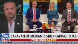 Conductor de 'Fox & Friends' acusa a la caravana migrante de llevar enfermedades a