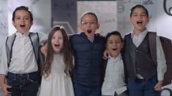 El spot de los 'niños candidatos' que está dando de qué