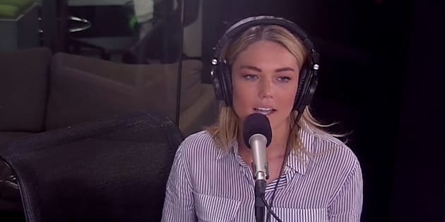 Sam Frost talks about her ordeal on 2DayFM.