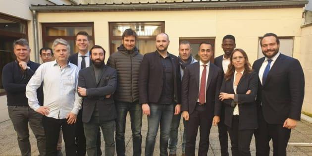 Paris fustige la rencontre entre Luigi Di Maio et des 'Gilets jaunes'