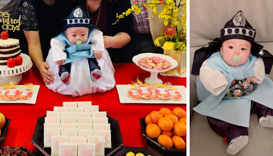 The Party Traditions Of Twitter's 100-Day-Old Baby Overlord,