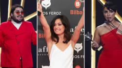 Los momentos que más han dado que hablar en los Premios Feroz