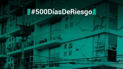 A 500 días del sismo del 19S: ¿sabes si tu casa u oficina corre