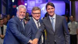 Le gouvernement de Trudeau a distribué plus de 1,1 milliard $ au Québec durant