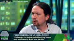 Iglesias revela cómo han elegido Montero y él los apellidos de sus