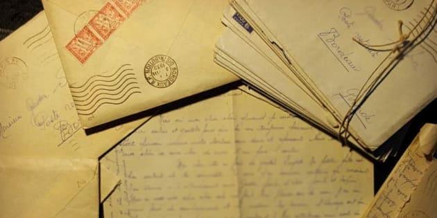 Ce professeur trouve des lettres d'amour datant de 1939