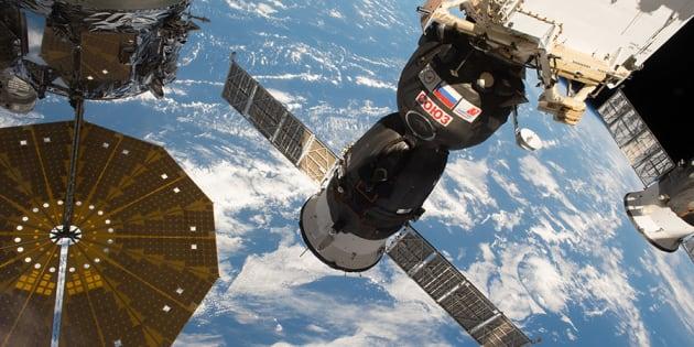 La Nasa et la Russie s'écharpent sur une fuite à bord de l'ISS, mais il faut lire entre les lignes