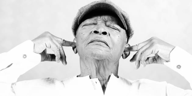 Late music icon Hugh Masebenza, who died on Tuesday morning.