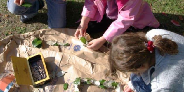 Équinoxe de printemps 2017 : Le land art, une activité en pleine nature que les enfants vont adorer (et les parents aussi)