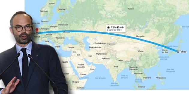 Édouard Philippe et son Tokyo - Paris en A340 privé : 350.000 euros, est-ce vraiment exorbitant?
