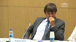 Nicolas Hulot pris d'un malaise à l'Assemblée