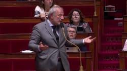 La sortie exaspérée du député François Pupponi contre ses collègues à