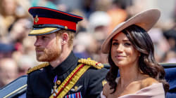 El padre de Meghan Markle cuenta qué le dijo al príncipe Enrique al darle la mano de su