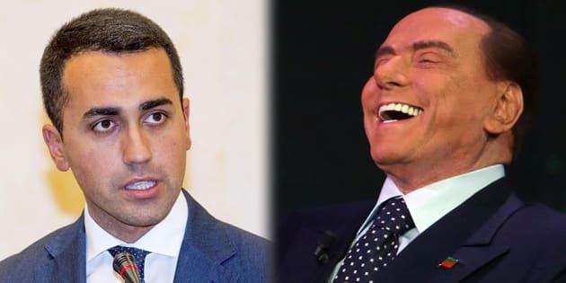 PENTADEMENTI:Voi l'accordo con Berlusconi l'avete già fatto e ci sguazzate dentro!!