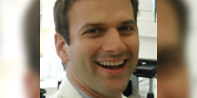 Dr. Flavio Uribe, an assistant professor and orthodontics program director at UConn Health, was one of the people seen in a photograph with two severed heads.