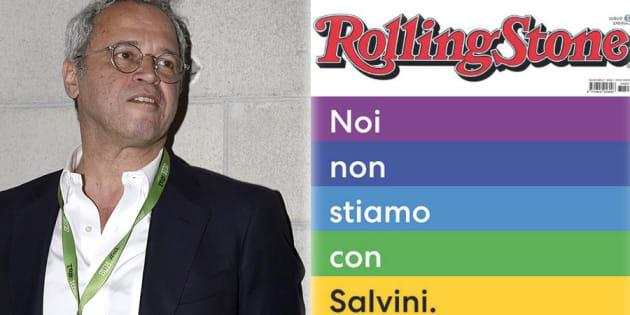 Enrico Mentana e l'appello del Rolling Stone firmato a sua insaputa