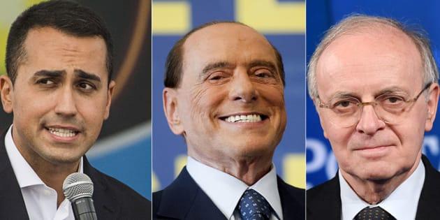 M5s, Berlusconi: persone invidiose, per odio programma di tasse