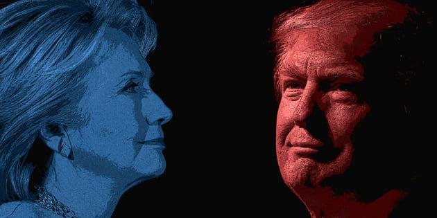 EN DIRECT - Les résultats de l'élection présidentielle américaine 2016 heure par heure. Le duel Donald Trump / Hillary Clinton touche à sa fin