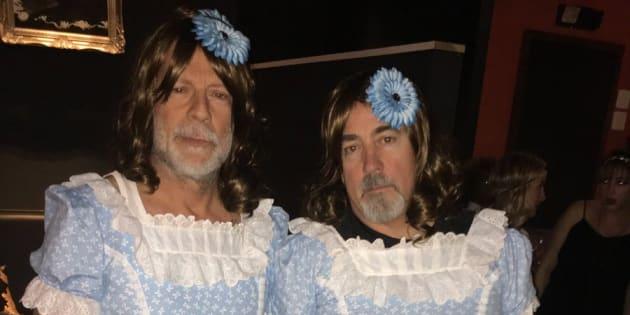 Les costumes de Halloween sont déjà de sortie à Hollywood