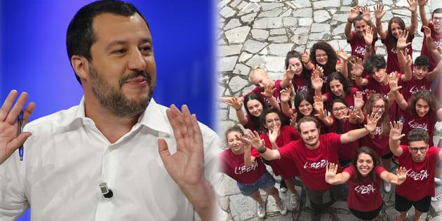Don Ciotti: maglia rossa per bimbi morti