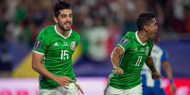 Oro: México enfrenta a Jamaica por pase a la final