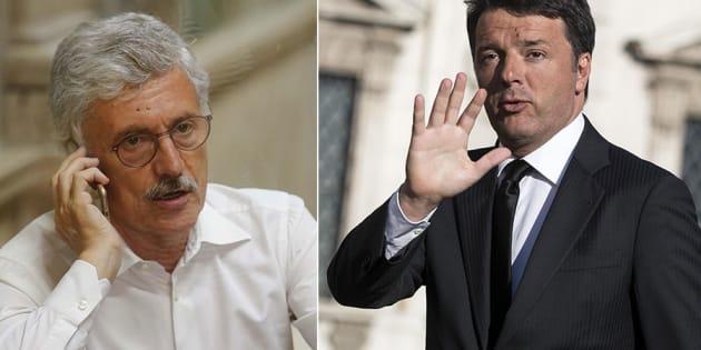 """Risultati immagini per Massimo D'Alema: """"Renzi educa i figli a odiarmi"""""""