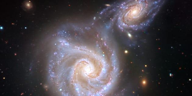 La Voie lactée a été percutée par une galaxie saucisse il y a 8 milliards d'années