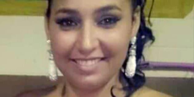 Fotografía facilitada por la familia de R.C.N. de 28 años, la joven fallecida en el accidente.