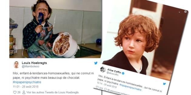 Ils dénoncent l'homophobie des propos du pape François avec le hashtag  #nipapenipsychiatre