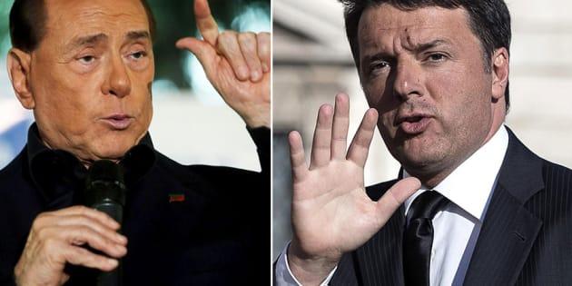 Legge elettorale, avvertimento a Renzi da Berlusconi: è aut aut