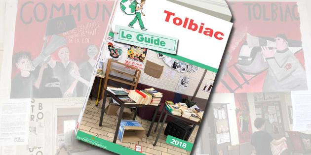 """Le guide de la """"Commune Libre"""" de Tolbiac"""