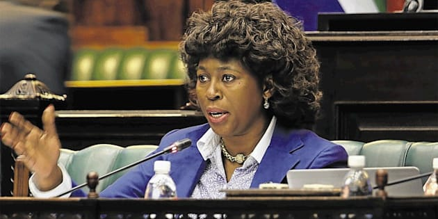 ANC Chief Whip Calls For Disciplinary Action Against Outspoken MP Makhosi Khoza