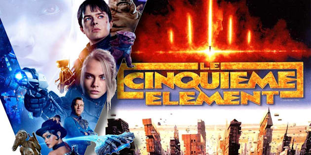 """Et si """"Valérian et la cité des mille planètes"""" de Luc Besson avait le même destin que """"Le Cinquième élément""""?"""