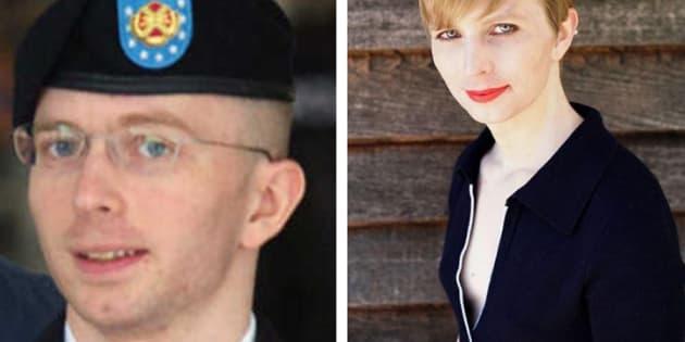 Chelsea Manning révèle son corps de femme dans une photo libératrice