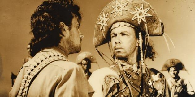 Cena de 'O Cangaceiro', longa que alcançou sucesso internacional em 1953.