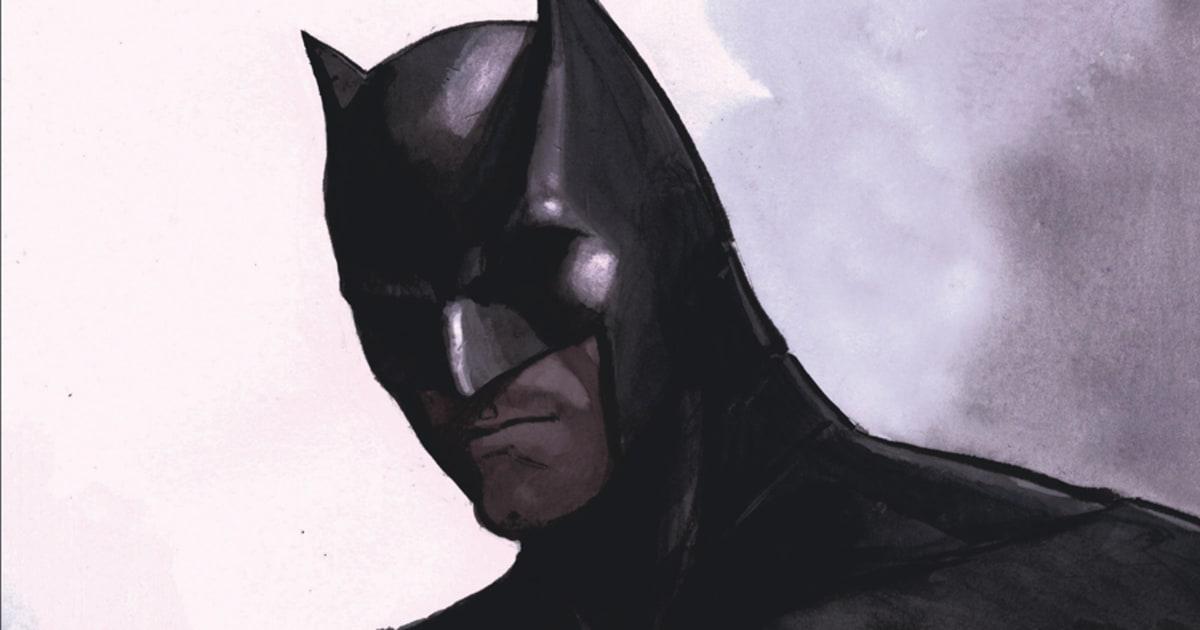 Batman The Dark Prince Charming Enrico Marini Dessinateur De La