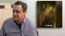Daniel Psenny, le journaliste qui a filmé la fuite du Bataclan: