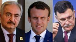 Nel castello con Macron. Sarraj e Haftar siglano un accordo per il cessate il fuoco in Libia e elezioni appena