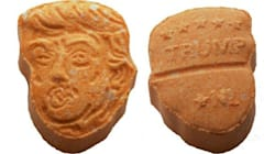 German Police Seize 5000 Donald Trump-Shaped Ecstasy