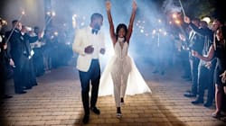 17 Bold, Beautiful Brides Who Slayed In Pants At The