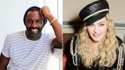 Idris Elba Addresses Madonna Romance