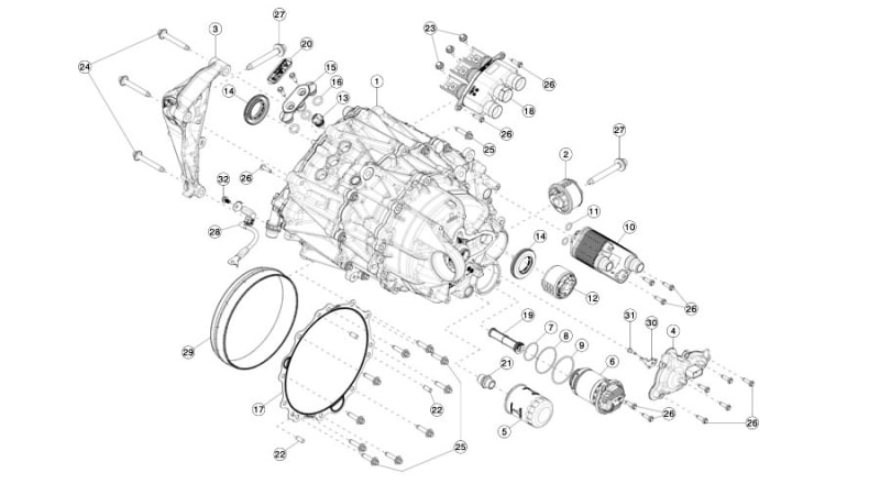 Tesla makes public its parts catalog | Autoblog