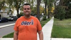 Canadians Go Overboard To Help Edmonton Man Get To Grandma's