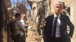 Moqué pour sa photo dans les rues de Mossoul, Wauquiez se