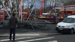 Un mort dans un accident de manège près de